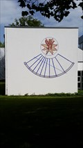 Image for Sonnenuhr - Gymnasium, Wangen, BW, Germany