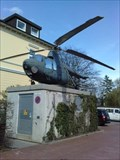 Image for Hubschrauber am Museum MARTa - Herford, Germany
