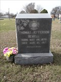 Image for Thomas Jefferson Sewell - Rylie Cemetery - Dallas, TX