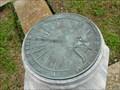 Image for Pioneer Cemetery Sundial - Batesville, Ar.