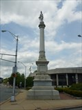 Image for Soldiers and Sailors Monument - Peabody, MA
