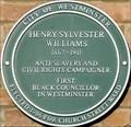Image for Henry Sylvester Williams - Church Street, London, UK