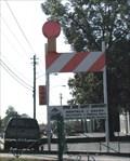 Image for Ginormous Construction Barricade.- Tucker, GA