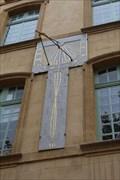 Image for La Poste Sundial - Aix-en-Prevence, France