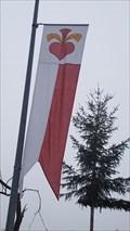 Image for Municipal Flag - Scherz, AG, Switzerland