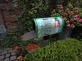 Image for Secret Garden Mailbox - Story Garden, Binghamton, NY