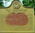 Image for First Commissioner of Agriculture-GHM-Greene Co