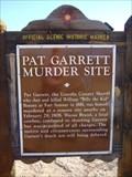 Image for Pat Garrett Murder Site