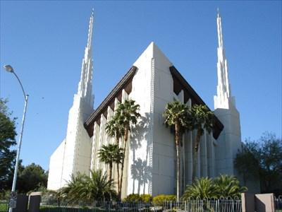Las Vegas Nevada Temple Mormon Temples On Waymarking Com