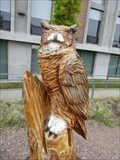 Image for Owl - Westfield State University - Westfield, MA