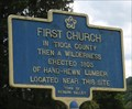 Image for First Church - Newark Valley, New York