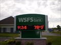Image for Time and Date Sign at WSFS Bank Ocean View, DE