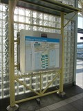 """Image for Millbrae BART Station """"You are here"""" - Millbrae, CA"""