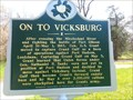 Image for On To Vicksburg