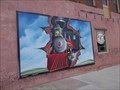 Image for Locomotive Mural - Claremore, OK