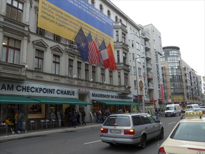Museum Haus am Chekpoint Charlie, Berlin