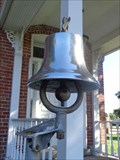 Image for Fire Apparatus Bell - Baumgartner House - Fraser, MI