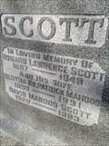Image for 100 - Bertha Kilpatrick (Mahood) Scott - Pinecrest, Ottawa, Ontario