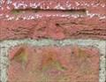Image for Cut Bench Mark - Whitton Road, Twickenham, London, UK