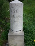 Image for Milestone St 2200 - Doberwald near Tschirn/Germany/BY