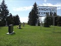 Image for Knightcot Cemetery - Thornhill MB