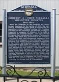 Image for First Nebraska Infantry