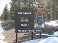 Image for Smokey Bear - Bryce Canyon National Park, UT