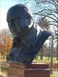 Image for Winston Spencer Churchill - Hyde Park , NY