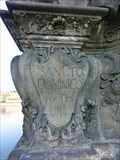 Image for 1708   - Statuary pedestal - Prague, Czech Republic