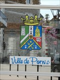 Image for Coat of Arms de Pornic - PdlL - France