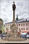 Image for The Most Holy Trinity column / Sloup Nejsvetejší trojice - Trutnov (East Bohemia)