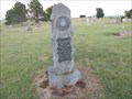 Image for A.B. O'Brien - Ninneka Cemetery - Ninneka, OK