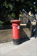 Image for Victorian Post Box - Vallance Road, London, UK