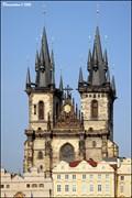 Image for Chrám Matky Boží pred Týnem / The Church of Our Lady before Tyn (Prague)
