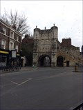 Image for Bootham Bar - High Petergate, York, UK