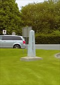 Image for MONUMENT 551A1 (PG2190) - Derby Line, VT/Stanstead, QC
