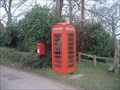 Image for Red Telephone Box - Sutton, West Sussex, England