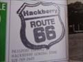 Image for Historic Route 66 - Hackberry, Arizona, USA.
