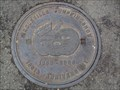 Image for Circleville Pumpkin Show Manhole Cover - Circleville, Ohio