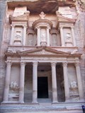 Image for Petra the hidden city, Jordan