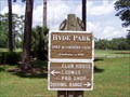 Image for Hyde Park Golf Course - Jacksonville, Florida