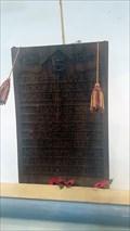 Image for Memorial Plaque - St Bartholomew - Sutton Waldron, Dorset