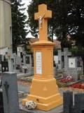 Image for Churchyard Cross - Královopolské Vážany, Czech Republic