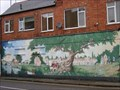 Image for Stony Stratford Mural - South Wall, Milton Keynes, Buckinghamshire, UK