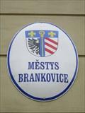 Image for Znak obce - Brankovice, Czech Republic