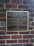 Image for St. John's Episcopal Church - Richmond, VA