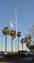 Image for Chula Vista Marina Nautical Flag Pole