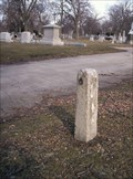 Image for Hitching Post - Forest Home Cemetery, Forest Park, IL