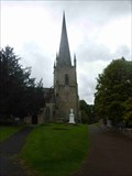 Image for Bell Tower, St Mary the Virgin, Ross-on-Wye, Herefordshire, England
