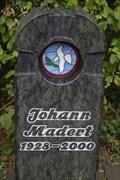 Image for Johann Madert 1928-2000 - Mehring, Germany
